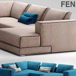 sofa 3dmodel  250
