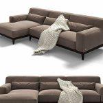 Busnelli swing 2 sofa 3dmodel  274