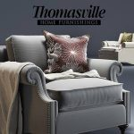 Thomasville  Ancil  Armchair   379