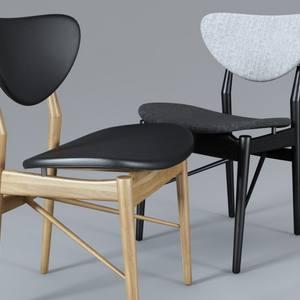Finn_Juhl_108_Dining_Chair 3dskymodel -Download 3dmodel- Free 3d Models   261