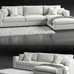 Nube Joe sofa 3dmodel  311
