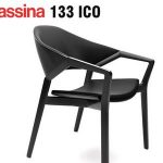 Cassina 133 ICO Chair  ghế 264