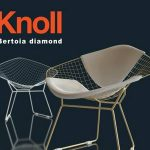 Knoll_Bertoia_Diamond_Lounge_Adult Chair  ghế 266