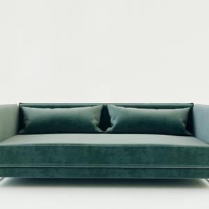 metro sofa 3dmodel  322