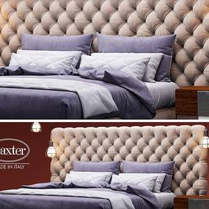 baxter HEAVEN Bed 3dskymodel -Download 3dmodel- Free 3d Models   332