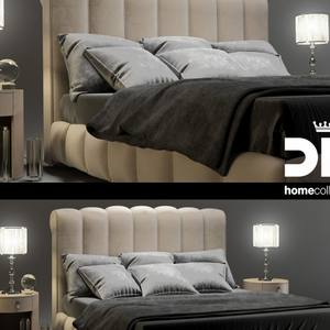 BYRON home collection letto 3dskymodel -Download 3dmodel- Free 3d Models   334