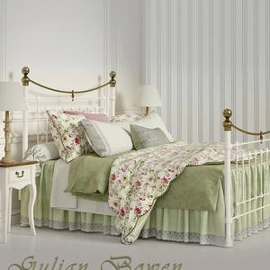 Julian Bowen - Victoria Metal Headboard Bed 3dskymodel -Download 3dmodel- Free 3d Models   337