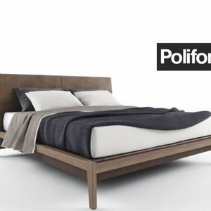 poliform ipanema bed  giường 349