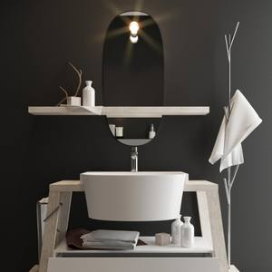 Bathroom furniture 3dskymodel -Download 3dmodel- Free 3d Models   112