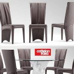 cattelan Italia RIVER  ARCADIA Table & chair 152