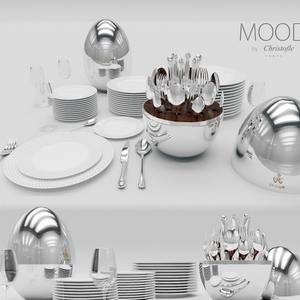 Tableware 3dmodel 3dskymodel -Download 3dmodel- Free 3d Models   121
