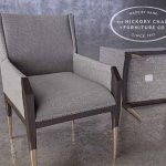 Tate Arm Chair with Gilded Legs 8506-11 Armchair   427