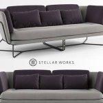 CHILLAX sofa 3dmodel  386