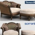 TV SORRENTO Armchair   464