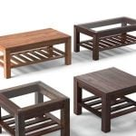 coffee table 3dmodel 148