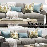 Mitte  corona sofa 3dmodel  437
