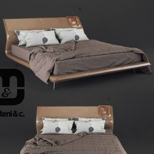 Bed Molteni&C Night&Day  giường 431