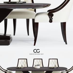 CG Table & chair 223