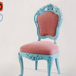 Elegant drw3 Chair  ghế 342