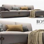 Bosc 3 sofa 3dmodel  482