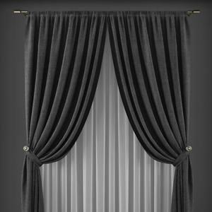 Curtain 3dskymodel -Download 3dmodel- Free 3d Models   479