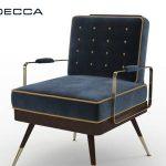 Decca Armchair   519