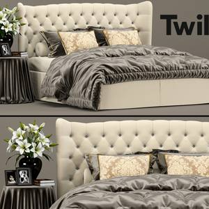 Twils bed 3dskymodel -Download 3dmodel- Free 3d Models   468