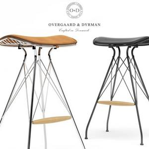 o&d_wire bar stool Chair 3dskymodel -Download 3dmodel- Free 3d Models   369