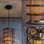 Lussole Loft LSP-9645 Ceiling light  Đèn trần 325