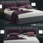 Novaluna SOUND bed  giường 499