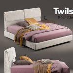 Twils Pochette Bed  giường 500
