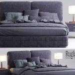rugiano braid  bed  giường 517