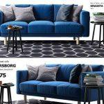 norsborg 2 sofa 3dmodel  599