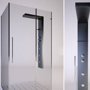 Shower 3dskymodel -Download 3dmodel- Free 3d Models   77
