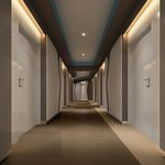 3d66 elevator-lobby-A002-modern-style -Download  free -3d Models Maxbrute
