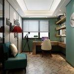study-room-A009-modern-style