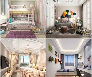 Sell Bedroom Children's room 2019 3dsmax