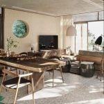 Living room scene download free 24