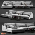 BELLPORT Corner  Sofa P120