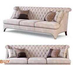 bradmore Sofa P166 3d model Download Maxbrute Furniture Visualization