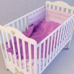 Kids bed 36