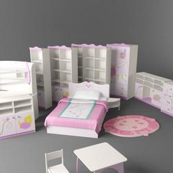 Furniture set 38  3dsmax  3dmodel