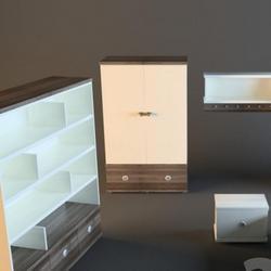 Furniture set 13  3dsmax  3dmodel