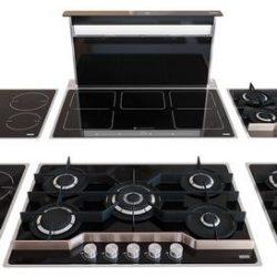 Set Frames by Franke kitchen appliances 3d model Download Maxbrute Furniture Visualization