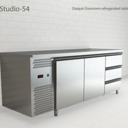 DAIQUIRI EURONORM 3d model Download Maxbrute Furniture Visualization
