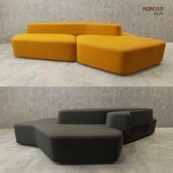 MOROSO   Rift 3d model Download Maxbrute Furniture Visualization