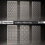 Pangu Panels Set 01