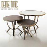 Deniz Tunc Elverdi Coffee Table