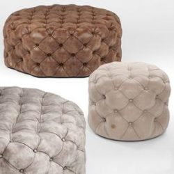 Limbo poufs 3d model Download Maxbrute Furniture Visualization