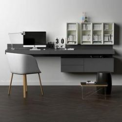 PIANCA ALA 3d model Download Maxbrute Furniture Visualization